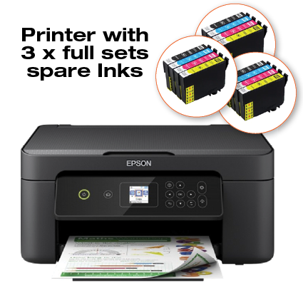 Epson Expression XP-3100 Printer/Ink Combo Deal